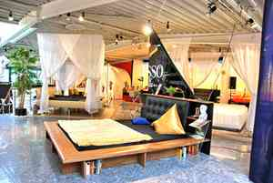 Tasso Wasserbetten Ausstellung Werk